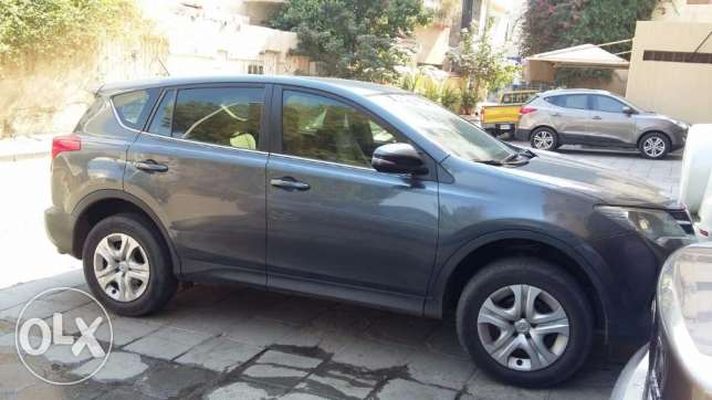 URGENT SALE Toyota RAV4 – 2014 Model – Grey.