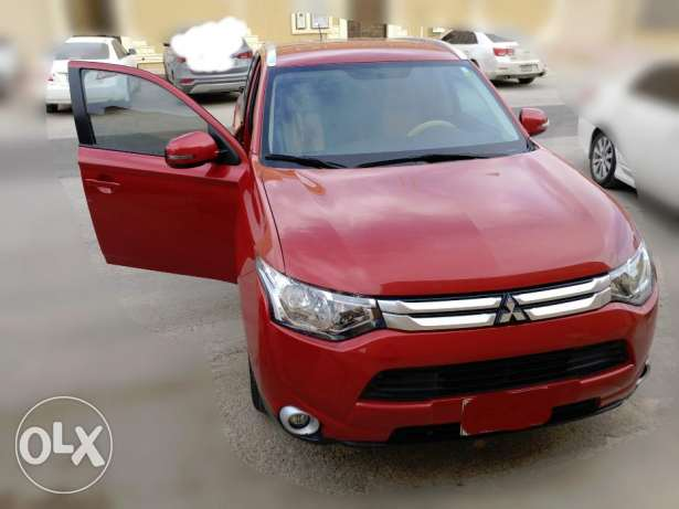 Mitsubishi Outlander 2015 - for bank installment transfer