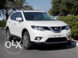 2017 # Nissan X-Trail # 2.5 SL#7 Seaters # GCC # Dealer Warranty