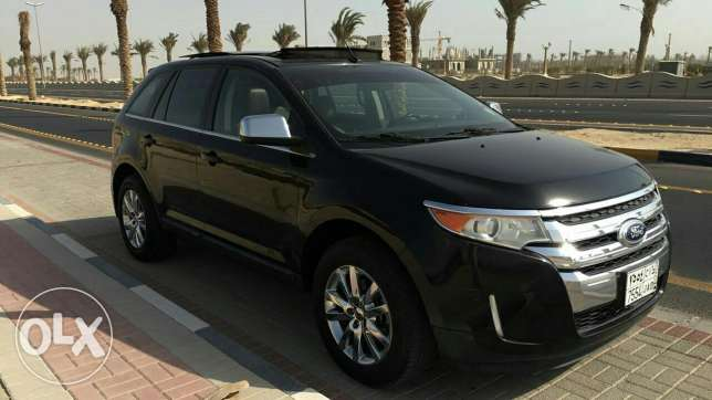 Top of the line Ford Edge فورد ايدج افخم نوع