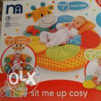 Cosy nest. Cushion support..playmate