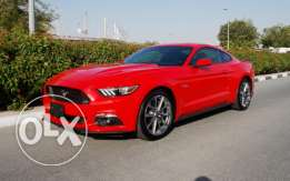 2016 # Ford Mustang # GT # PREMIUM + # 435 Hp # 0 km # A/T & M/T #