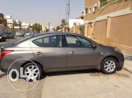 Nissan Sunny 2012 super clean low odometer