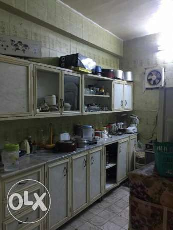 2 bhk for rent.. with all household items.. expat going on exit.. جدة -  8