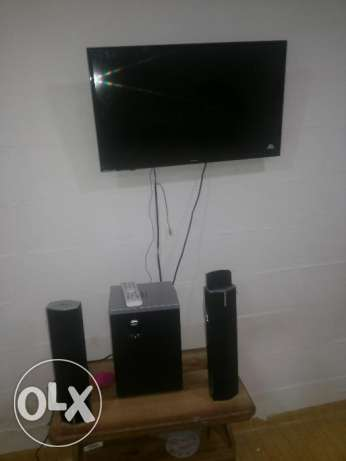 Home teayere& tv for sale الدمام -  4