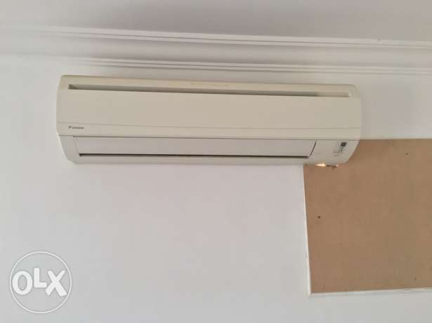 Daikin Split AC 22 for sale / final exit