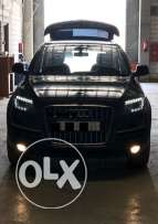 Audi Q7 2013 So clean for sale