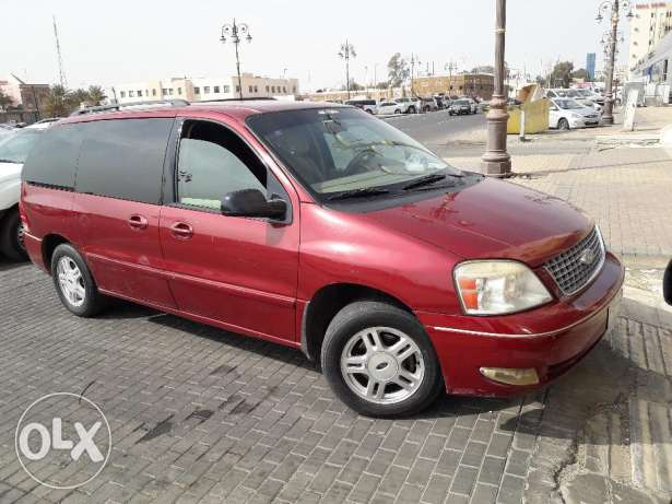 Ford free star,2004 for sale تبوك -  8