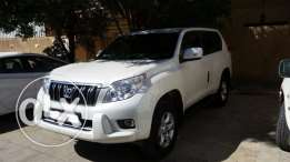 Toyota Land Cruiser Prado, 2012 Pearl White, Immaculate condition!