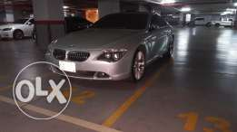 BMW 645ci 2004 in Excellent Condition