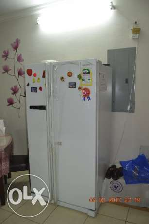 Samsung Refrigerator With Freezer (Twin Door)