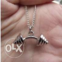 necklace dumbbell