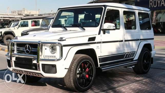 Mercedes-Benz G 63 AMG Edition 463