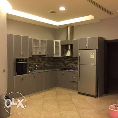 2BR Luxury Apartment Near Tamimi Market Dhahran (Ground Floor)