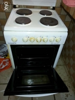 Electric stove and oven 60×60 cm. for sale