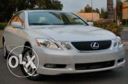 LEXUS 300gs 2006 for sale