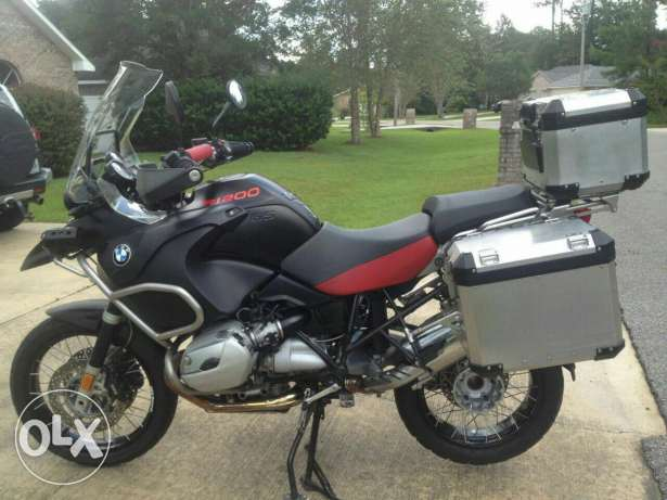 2014 bmw gs 1200 for sale