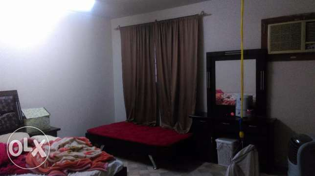 Villa 2 Bed room portion-