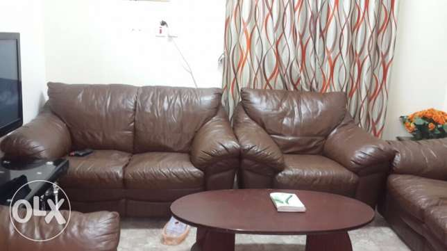 leather sofa seven seater
