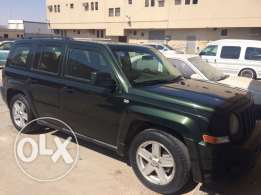 SAR 32000 / Jeep Patriot, 2011, automatic, 91401 KM, Jeep Patriot 4x4