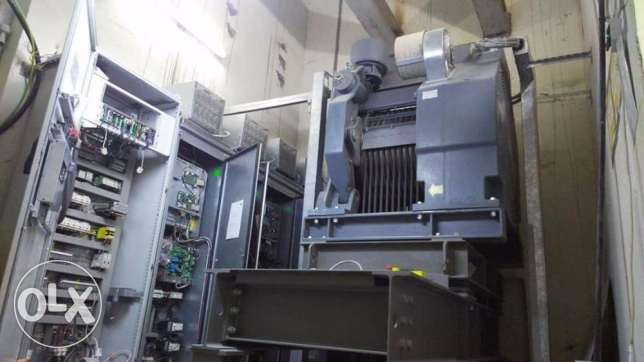 extensive experience in the elevator installation and maintenance