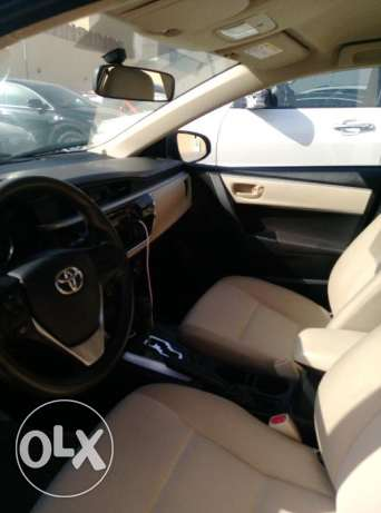 Toyota Corolla 2014 in excellent condition الرياض -  2