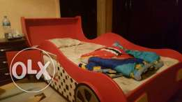 kids bed .car shape