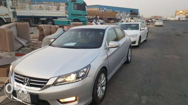 Honda accord 2013 with 45,000 SR جدة -  3