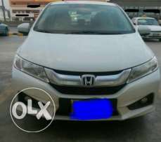 Honda city 2014,full options for lease transfer for free