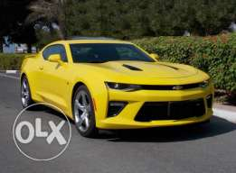 2017 # Chevrolet # Camaro #2SS # AT # 6.2L # V8 # GCC# Dealer Warranty