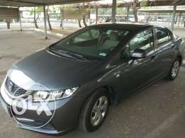 HONDA CIVIC 2013 - Medium Option