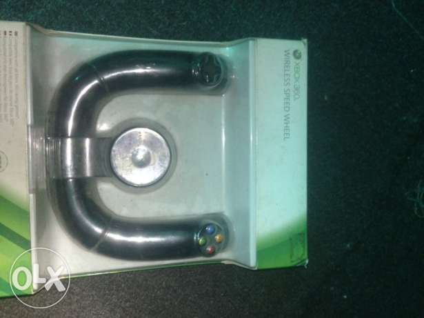 Xbox wireless steering wheel