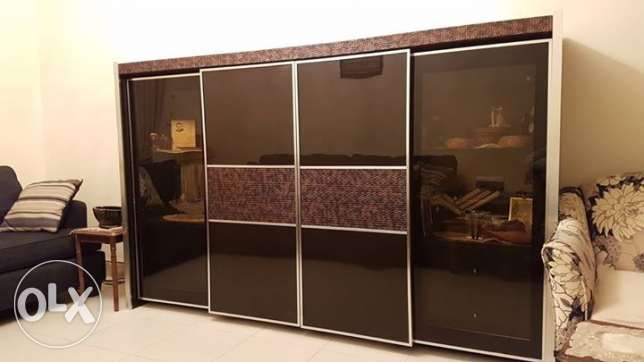 TV Cabinet + TV for Sale