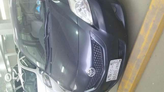 Toyota yaris 2012 excellent condition used by expat doctor