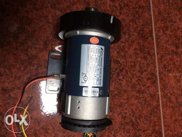 Treadmill motor (Brand new)