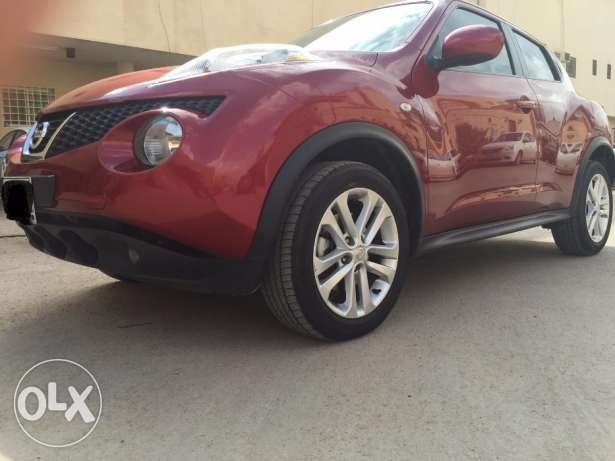 Nissan juke turbo 2014 الرياض -  2