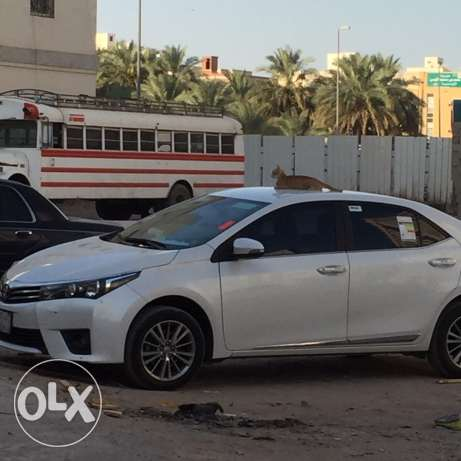 I want sale my Toyota Corolla model 2015 GLI full operation