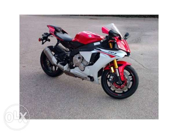 2015 Yamaha YZF-R1 for sale, Super clean