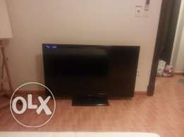 "LG 55"" LED TV full HD"