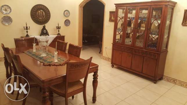 Dining set excellent condition