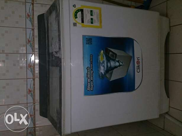 Clikon washing machine