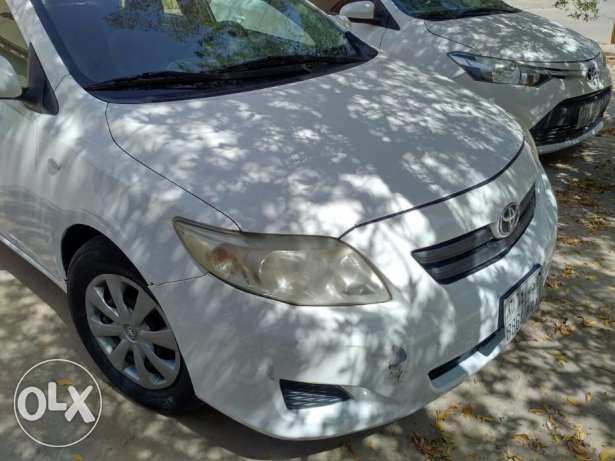 Toyota Corolla 2009 in Good Condition for Sale