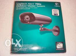 Logitech Alert 750or700e Outdoor Master Security HD Camera with Night