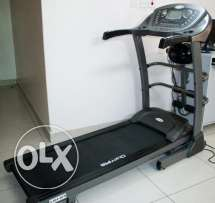 2.5 HP Motorized Treadmill - 130Kg (Good Condition)