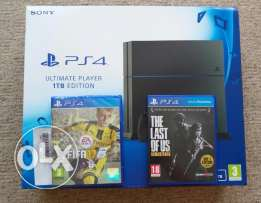 Playstation 4 with fifa 17