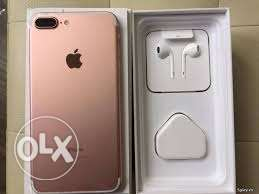 i am selling my brandnew factory unlock sealed in box iphone 7 plus