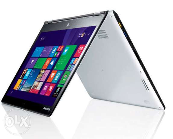 lenovo yoga laptop i7, ram 8gb , hard 1tb ,win 10 جدة -  2