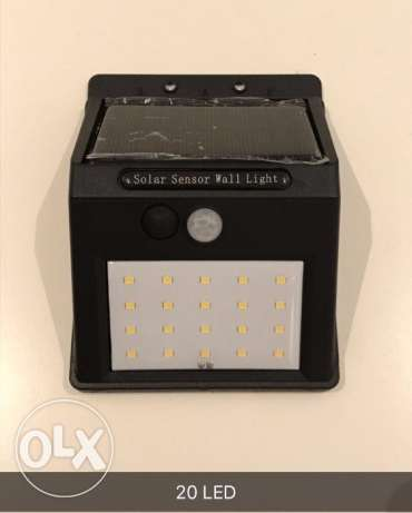 Solar POWERED outdoor Lights for your Home or Garden