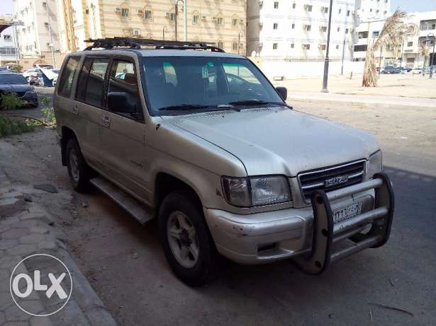 Isuzu Trooper - Silver - 1999