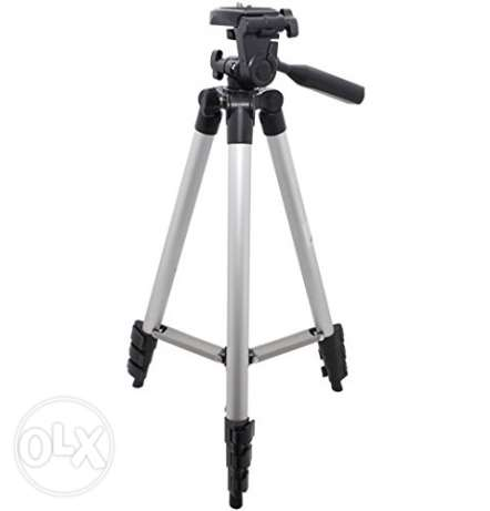 "50"" Camera Tripod for DSLR Camera, Camcorder, Smartphones"